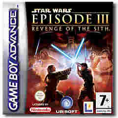 Star Wars Episodio 3: La Vendetta dei Sith (Star Wars Episode 3: Revenge of the Sith) per Game Boy Advance