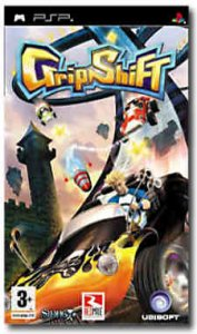 GripShift per PlayStation Portable