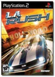 L.A. Rush per PlayStation 2