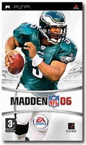 Madden NFL 06 per PlayStation Portable