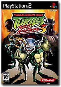 Teenage Mutant Ninja Turtles 3: Mutant Nightmare per PlayStation 2