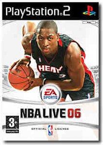 NBA Live 06 per PlayStation 2