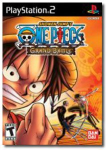One Piece: Grand Battle per PlayStation 2