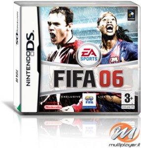 Fifa 06 (2006) per Nintendo DS