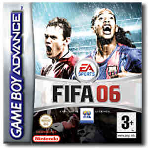 Fifa 06 (2006) per Game Boy Advance