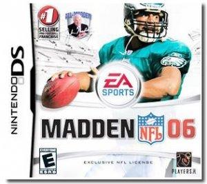 Madden NFL 06 per Nintendo DS