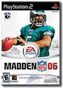 Madden NFL 06 per PlayStation 2