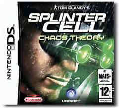 Tom Clancy's Splinter Cell: Chaos Theory (Splinter Cell 3) per Nintendo DS