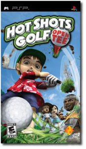 Hot Shots Golf per PlayStation Portable