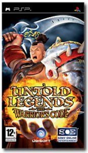 Untold Legends: The Warrior's Code (Untold Legends 2) per PlayStation Portable