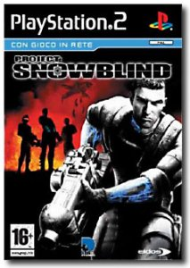 Project: Snowblind per PlayStation 2