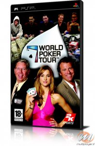 World Poker Tour per PlayStation Portable