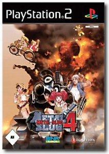 Metal Slug 4 per PlayStation 2