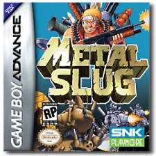 Metal Slug per Game Boy Advance