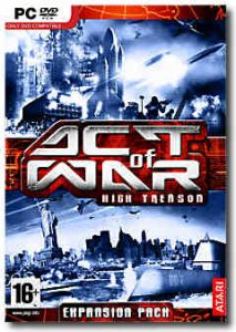 Act of War: High Treason per PC Windows