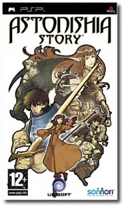 Astonishia Story per PlayStation Portable