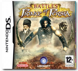 Battles of Prince of Persia per Nintendo DS