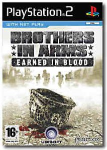 Brothers in Arms: Earned in Blood per PlayStation 2