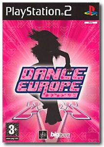 Dance Europe per PlayStation 2