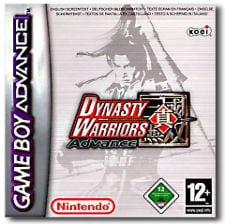 Dynasty Warriors Advance per Game Boy Advance