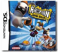 Rayman: Raving Rabbids per Nintendo DS