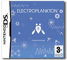 Electroplankton per Nintendo DS
