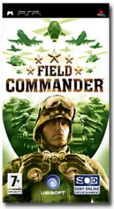 Field Commander per PlayStation Portable