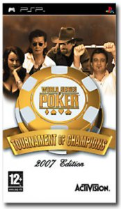 World Series of Poker: Tournament of Champions per PlayStation Portable