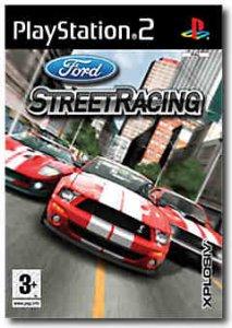 Ford Street Racing per PlayStation 2
