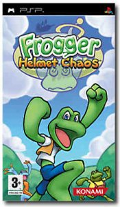 Frogger: Helmet Chaos per PlayStation Portable