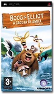 Boog & Elliot a Caccia di Amici (Open Season) per PlayStation Portable