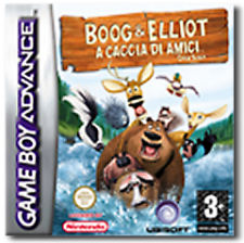 Boog & Elliot a Caccia di Amici (Open Season) per Game Boy Advance