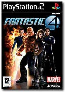 I Fantastici 4 per PlayStation 2