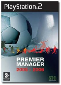 Premier Manager 2005/2006 per PlayStation 2