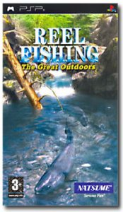 Reel Fishing: The Great Outdoors (Reel Fishing: Life & Nature) per PlayStation Portable