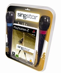 SingStar Legends per PlayStation 2
