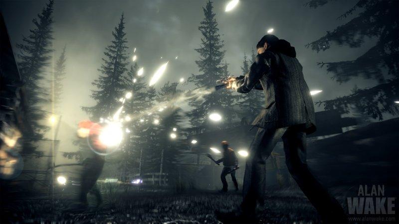 Microsoft prevede DLC per Alan Wake