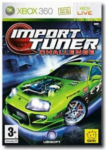 Import Tuner Challenge per Xbox 360