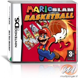 Mario Slam Basketball per Nintendo DS