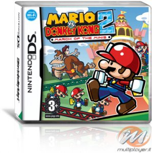 Mario vs. Donkey Kong 2: La Marcia dei Minimario per Nintendo DS