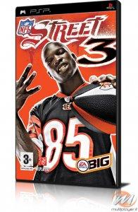 NFL Street 3 per PlayStation Portable