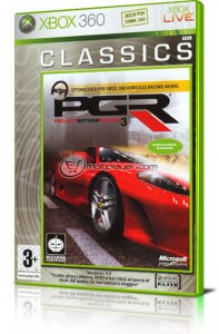 Project Gotham Racing 3 per Xbox 360