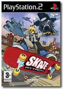 Skate Attack per PlayStation 2