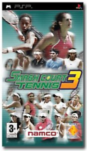 Smash Court Tennis 3 per PlayStation Portable