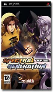 Spectral Vs Generation per PlayStation Portable