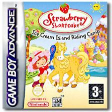 Strawberry Shortcake per Game Boy Advance