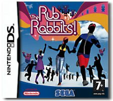The Rub Rabbits! per Nintendo DS