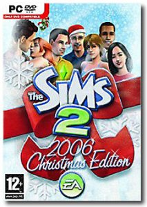 The Sims 2: 2006 Christmas Edition per PC Windows