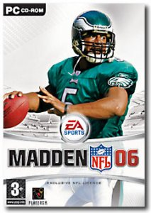 Madden NFL 06 per PC Windows