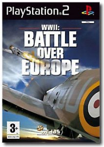 WWII: Battle Over Europe per PlayStation 2